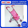 23*36*47.5cm baby stroller big wheel / good baby stroller / hot pink baby strollers