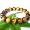 Hot seller men hand bracelet tiger eye bracelet