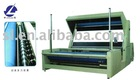MB551TS MULTI-BLADE EGE-CUTTING AND STRIP-CUTTING INSPECTING AND ROLLING MACHINE FROM LARGE FABRIC ROLL TO LARGE FABRIC ROLL