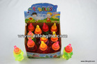 Funny Toy Difeng Bubble Toy & Whistle Cap 2805