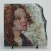 Hotsale!Cusomized Stone painting Item#st-04