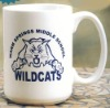 White Cheap coffee mugs With Logo
