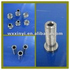 Precision Metal Spare parts of Bearings & Bolts