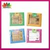 Wooden Rubber Stamp Set