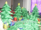 christmas product inflatable christmas tree