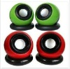 hotsell low price high quality magic ball laptop speaker