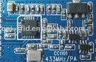 cc1101 pa 433MHz rf module