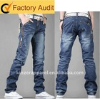 2012 men fashion jeans pants~blue jeans, designer jeans