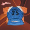 sublimation partern printed lacrosse jersey shirt