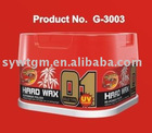 Car Care Products G-3003 No.1 Crystal Hard Wax (400ML)
