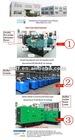 Diesel Generator Set Power By Cummins Enginee 6LTAA8.9-G2 (180KW/200KW)