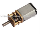 12mm dia gearbox 500rpm 1:35 ratio dc micro gear motor