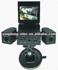 2.0 inch HD Screen ,720P or 1080P, H.264 ,Car driving video recorder (YD-CDV6)
