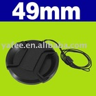 Camera Snap-on 49mm Front Lens Cap