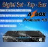 Az Box Premium DVB-S2 HD Satellite Receiver