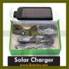 Solar charge for hunting camera
