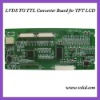 LVDS TO TTL Converter board for tft lcd