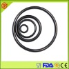 Silicone rubber O-ring for medical parts