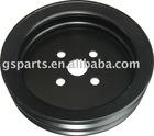 Fan belt tensioner for 6D102