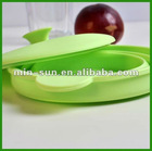 Food grade heat resistance silicone collapsible bowl/foldable pan