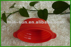 The hot selling eco-friendly and non-toxic silicone pet bowl from China