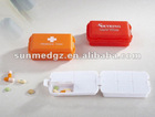 OTPS-217 medicine box,pill box,vitamin pill box
