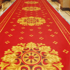printed carpet corridor decoration carpet wholesale