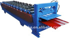 Double-decked forming machine