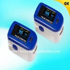 Finger Pulse Oximeter CE certified Color Display Model M001