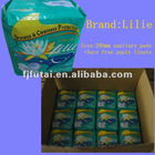 ultra thin night use sanitary pads
