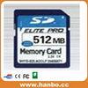 512mb sd card