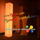 high top pillar with light for party favor