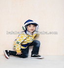 Boys fashion hoodies of branded child wear