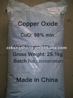 98% black cupric oxide plating grade