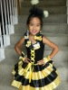 Bubble Bee Pageant Dresses For Kids 2013 LE8344P