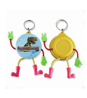 Button Badge-Cartoon Key Chain