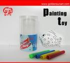 DIY coloring toy