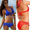 SW0015 - 2011 Hot Sexy Strips bikini swimwear