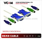 VGA Cable color code for KVM switch