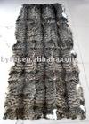 BY-Y031 tibet sheepskin plate