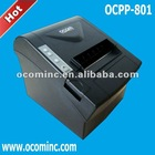 260mm/Sec High Speed 80mm Thermal POS Terminal Receipt Printer With Auto Cutter(OCPP-801)