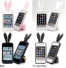 Latest Fashion Rabbit Silicone Iphone4g Case