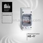 MB-4Y waterproof switch