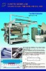 Textile Crown controllable 2 roll calender machine