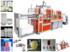 HY-provide superior plastic ps foam fast food box/tray/bowl making machine