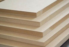 formaldehyde free furniture raw mdf board