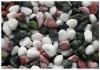 Five Colour Pebbles