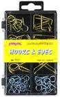 66pcs cup hook/square hook/screw eye set (DIY hardware assortment)
