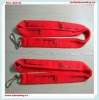 fancy color printed tubular polyester lanyard