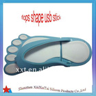 fashion shoe shape USB drivers 2gb 4gb